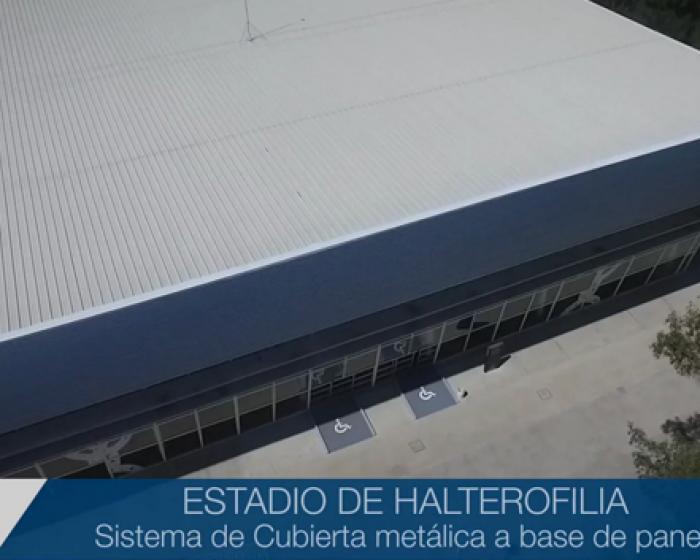 Estadio de Halterofilia